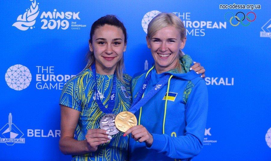 Каратистке из Черноморска присвоено звание «Заслуженный мастер спорта Украины», фото-1