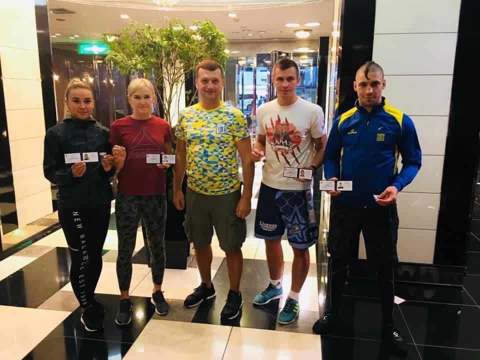 Каратистке из Черноморска присвоено звание «Заслуженный мастер спорта Украины», фото-4