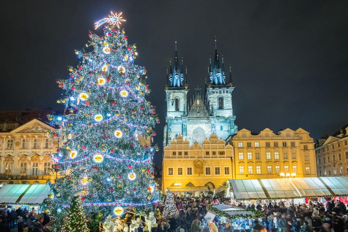 Главная елка Украины вошла в топ-5 самых красивых елок Европы, фото-2