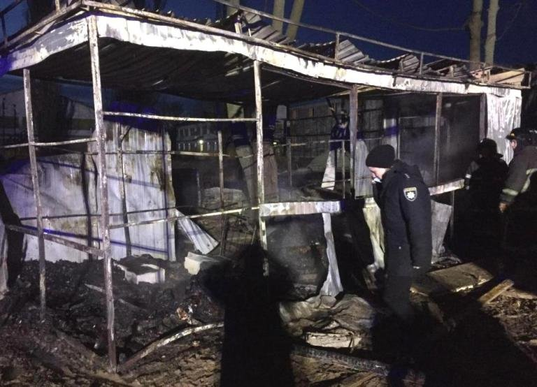 В рождественские дни пламя унесло жизни шестерых одесситов, фото-1