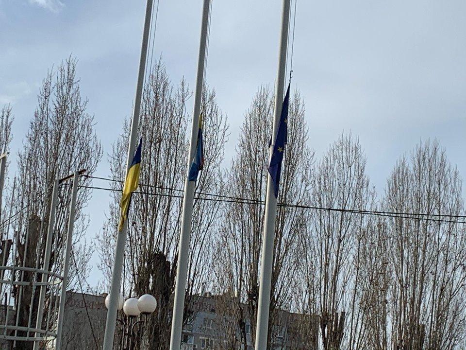 Черноморск скорбит о жертвах авиакатастрофы в Иране, фото-4