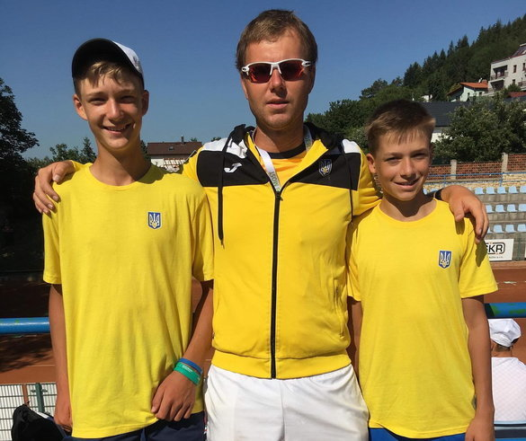 Теннисист из Черноморска вошел в ТОП-3 европейского рейтинга, фото-2