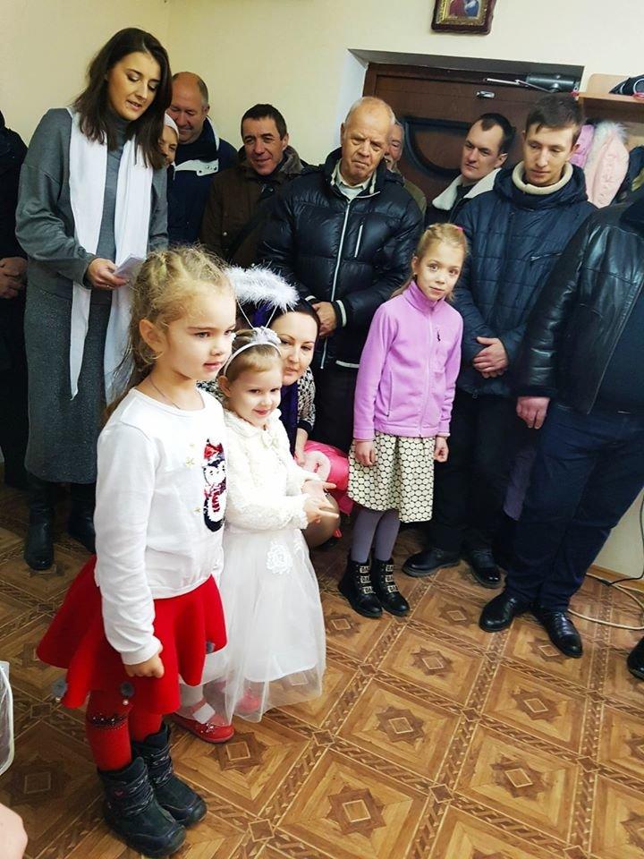 В Малодолинском Свято-Воскресенском храме завершили внутренние отделочные работы к Рождеству, фото-11
