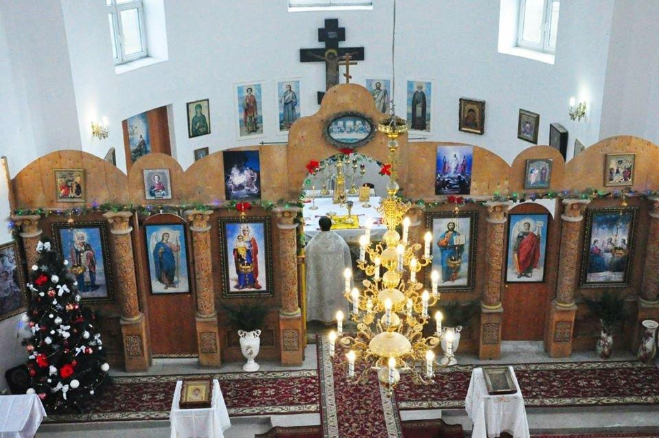 В Малодолинском Свято-Воскресенском храме завершили внутренние отделочные работы к Рождеству, фото-13