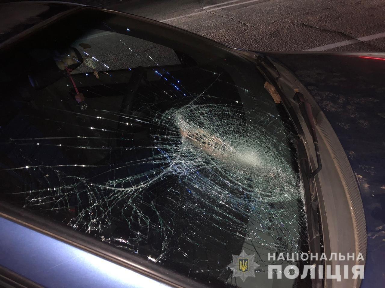 На трассе Одесса-Черноморск насмерть сбили пешехода, фото-1