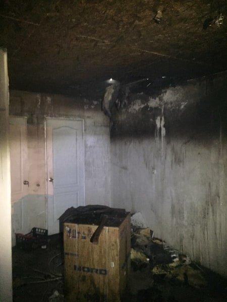 Пожар под Черноморском: горел двухэтажный дом, фото-1