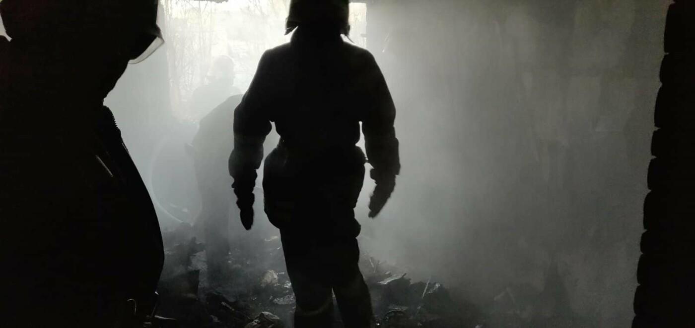 В Черноморске при пожаре погиб мужчина (Обновляется), фото-8