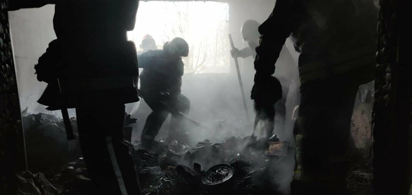 В Черноморске при пожаре погиб мужчина (Обновляется), фото-9