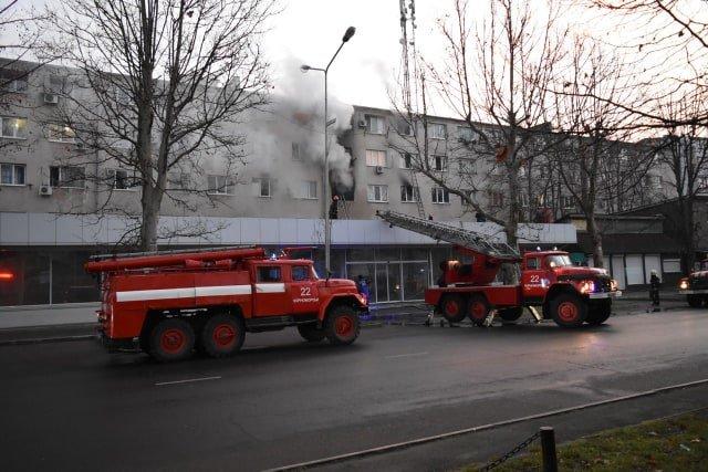 В Черноморске при пожаре погиб мужчина (Обновляется), фото-3