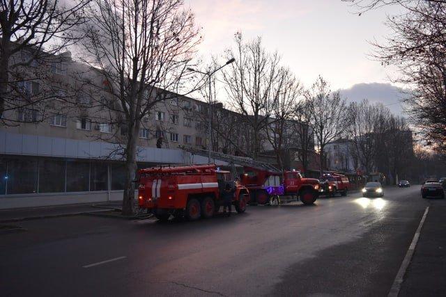 В Черноморске при пожаре погиб мужчина (Обновляется), фото-4