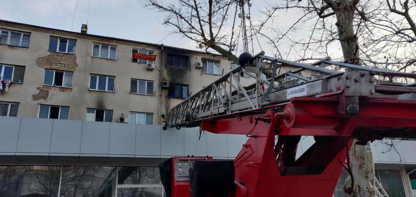 В Черноморске при пожаре погиб мужчина (Обновляется), фото-5