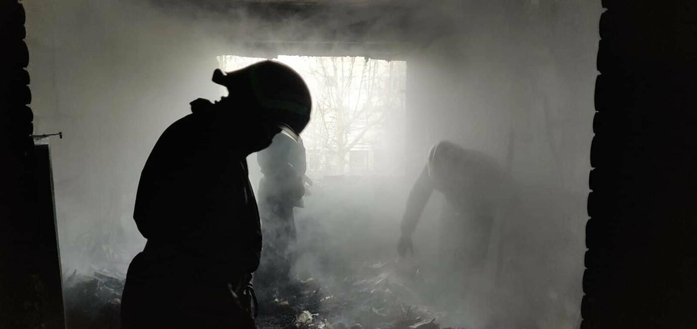 В Черноморске при пожаре погиб мужчина (Обновляется), фото-6