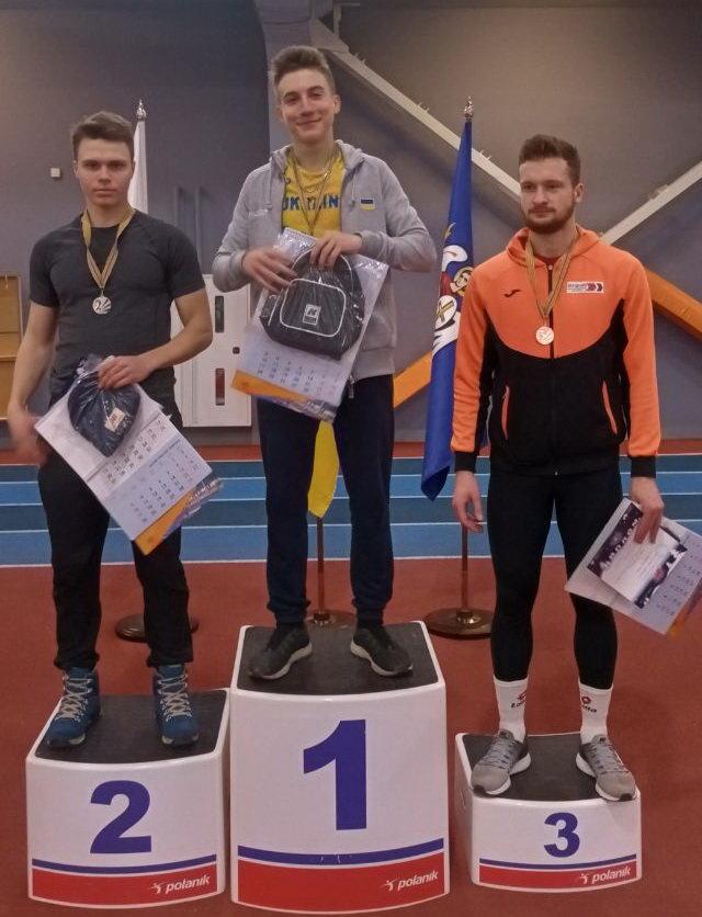 Спортсмен из Черноморска - победитель всеукраинского турнира, фото-1