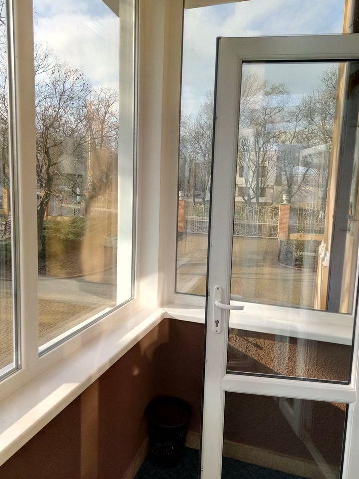 В Детской школе искусств Черноморска завершена реконструкция входа, фото-7