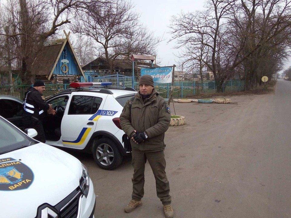 В Черноморске обнаружили артиллерийский снаряд , фото-1