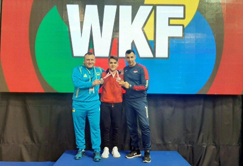 Черноморские каратисты приняли участие в международном турнире , фото-1