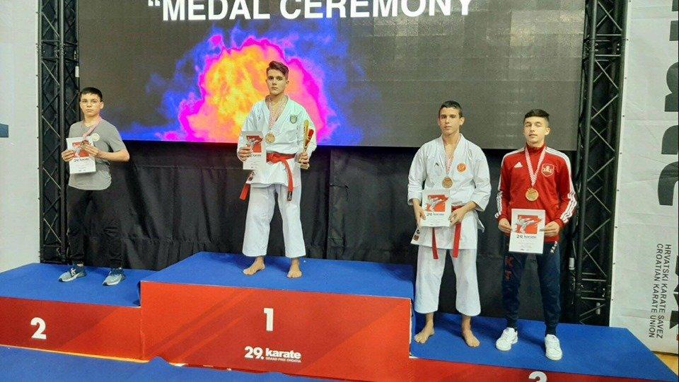 Черноморские каратисты приняли участие в международном турнире , фото-2