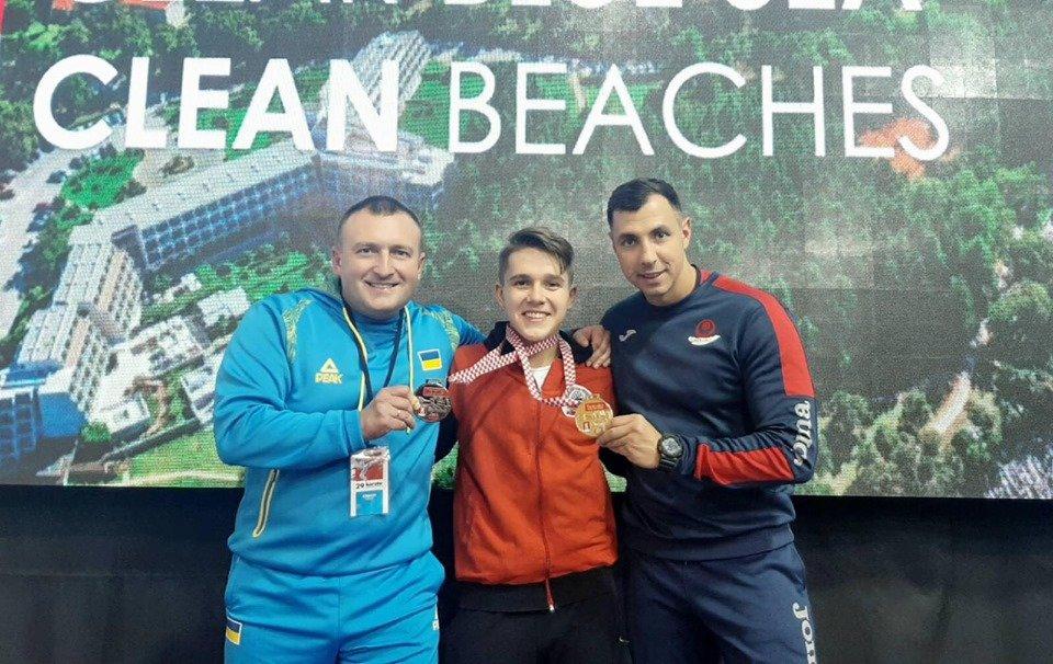 Черноморские каратисты приняли участие в международном турнире , фото-3