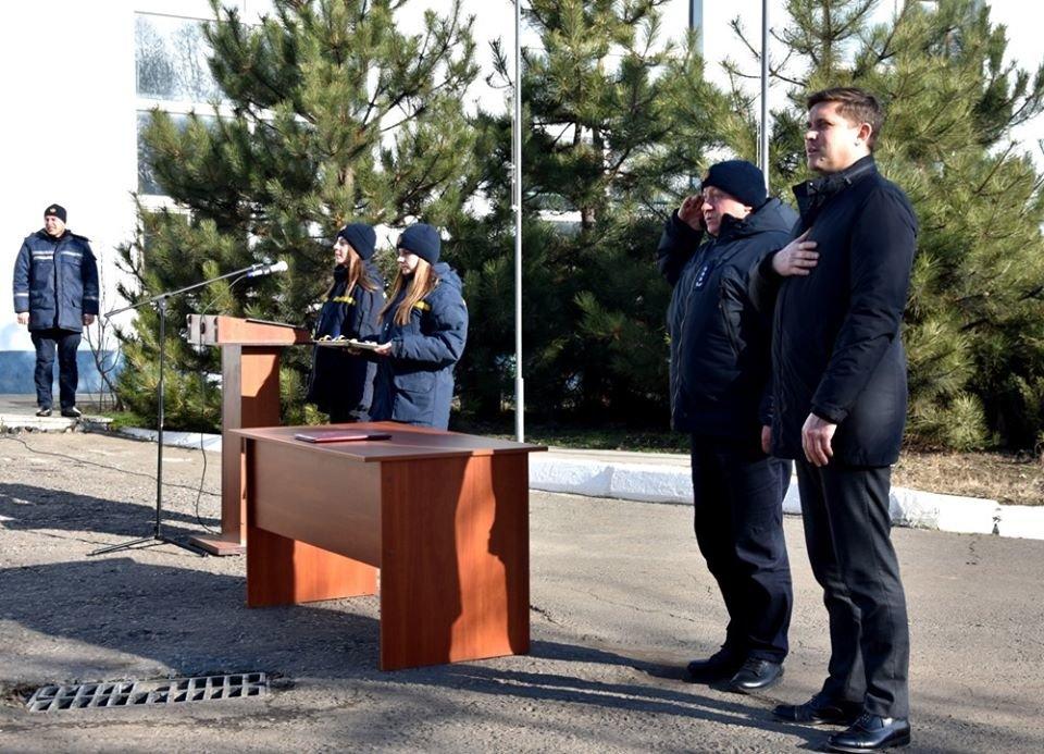 Снегоболотоход и автогрейдер: спасателям Одесской области вручили новую технику , фото-4