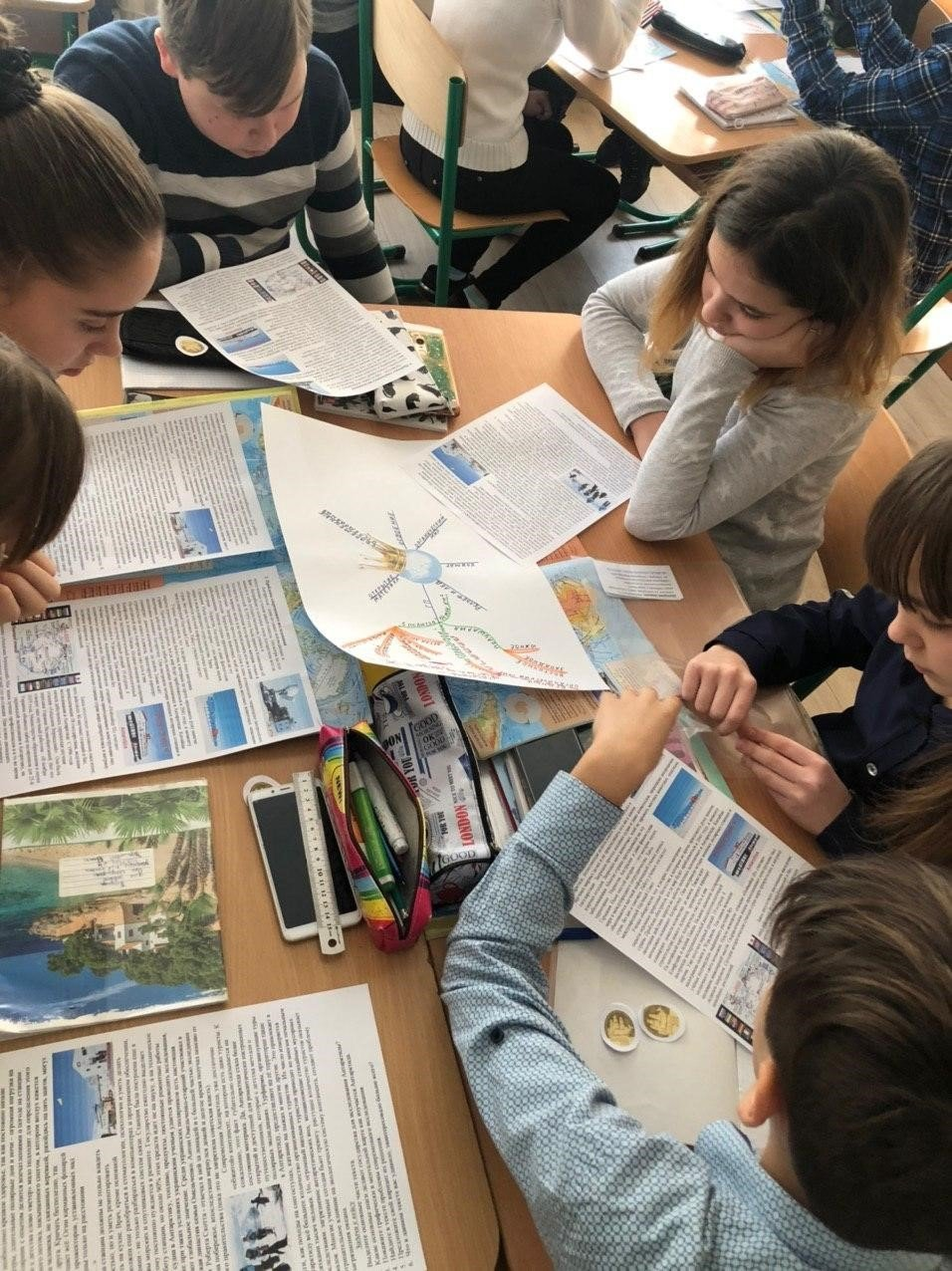 Креативно мыслить: в Черноморске прошёл семинар учителей географии , фото-1