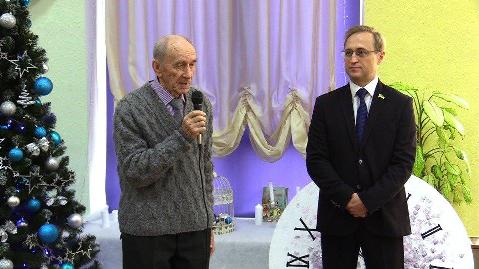 86-летний пенсионер из Черноморска – победитель новогоднего конкурса видеороликов, фото-2