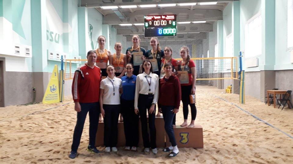 «Золото» едет в Черноморск: волейболистки победили на чемпионате Украины , фото-2