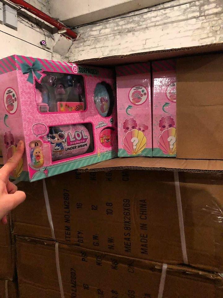 Детям на радость: 23 тонны игрушек из Черноморского рыбпорта передадут в детские дома и больницы, фото-2