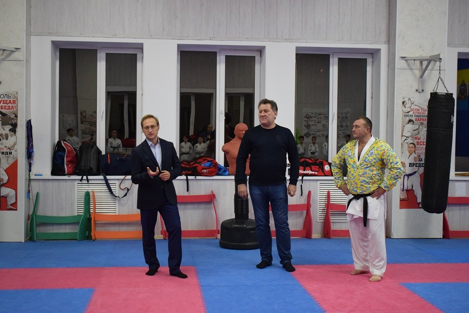 Тренер черноморской «Катаны» - победитель новогоднего конкурса видеороликов, фото-11