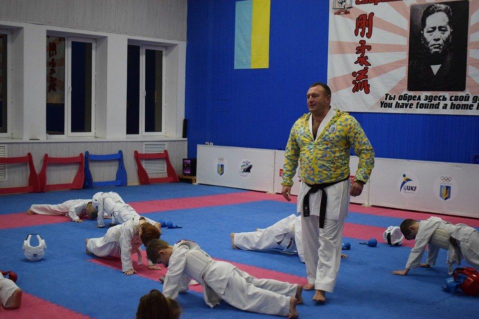Тренер черноморской «Катаны» - победитель новогоднего конкурса видеороликов, фото-13