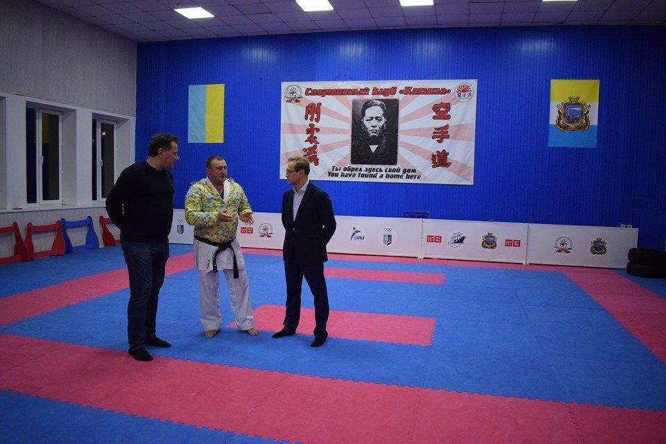 Тренер черноморской «Катаны» - победитель новогоднего конкурса видеороликов, фото-7