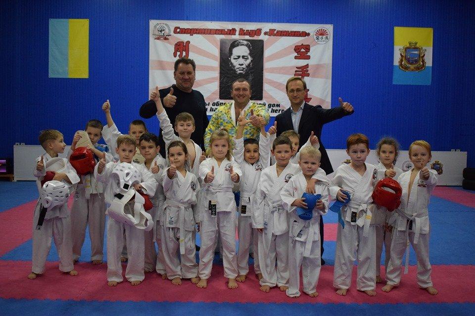 Тренер черноморской «Катаны» - победитель новогоднего конкурса видеороликов, фото-8