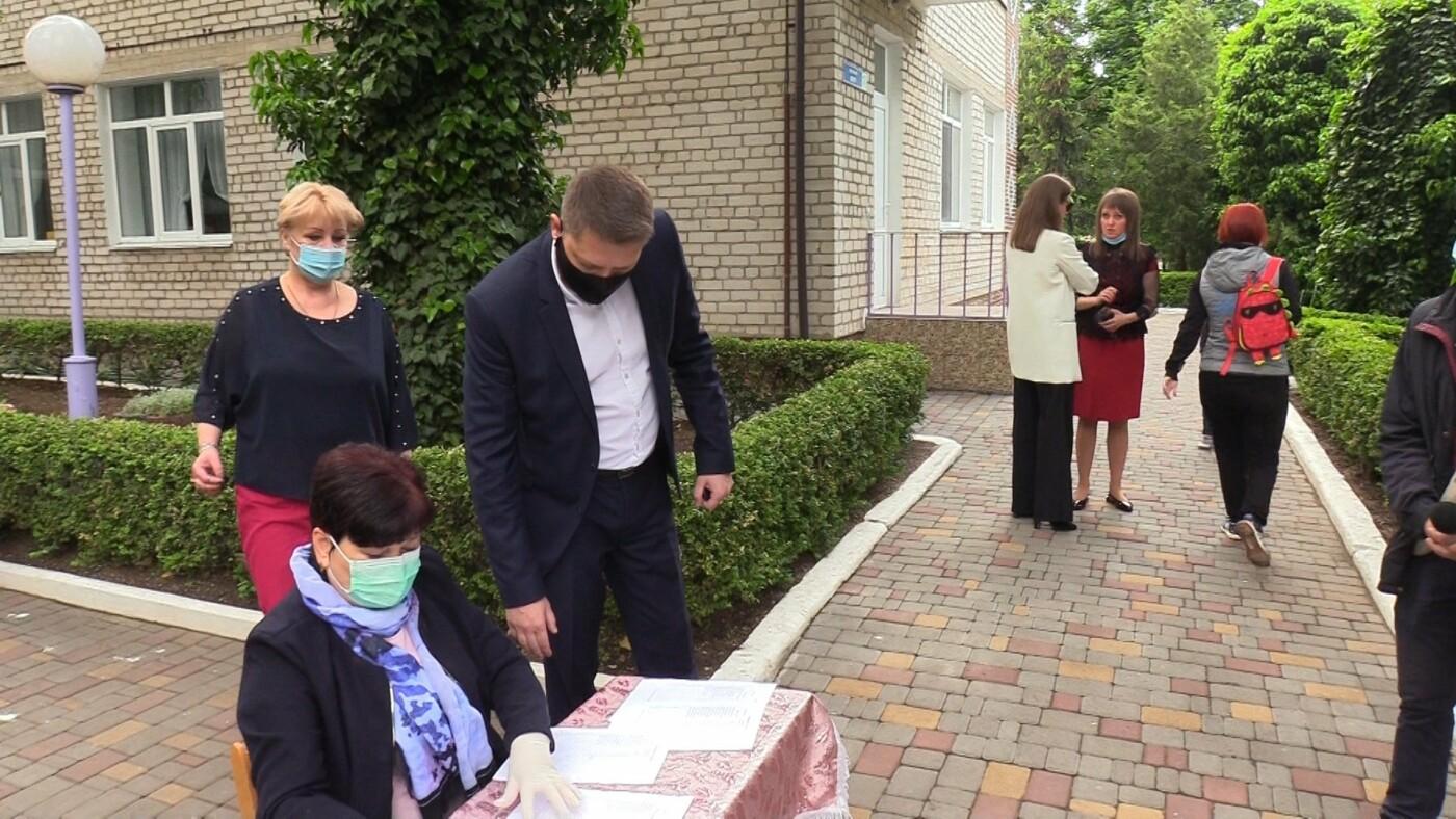Детсады Черноморска соблюдают все необходимые требования при приёме детей (видео), фото-6