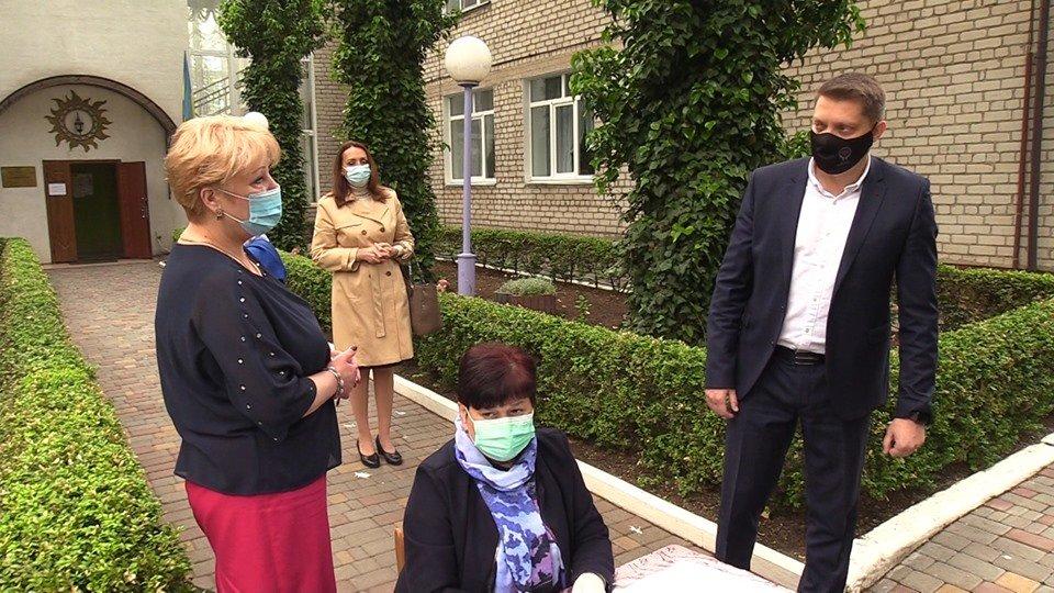 Детсады Черноморска соблюдают все необходимые требования при приёме детей (видео), фото-3