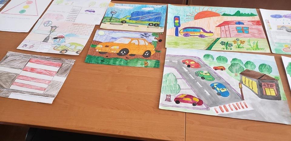 Правила дорожного движения глазами детей Черноморска, фото-2