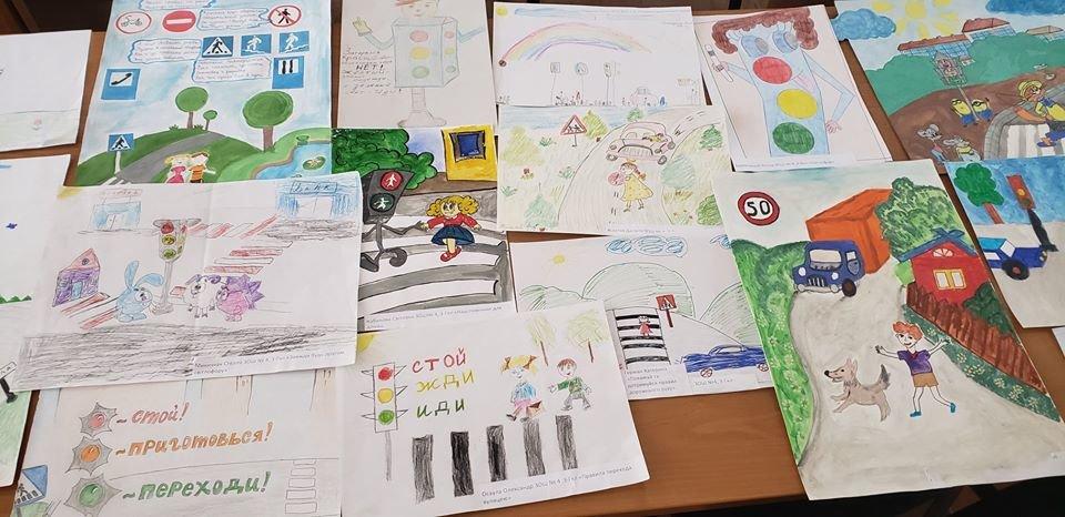 Правила дорожного движения глазами детей Черноморска, фото-5