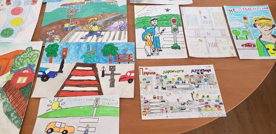 Правила дорожного движения глазами детей Черноморска, фото-6