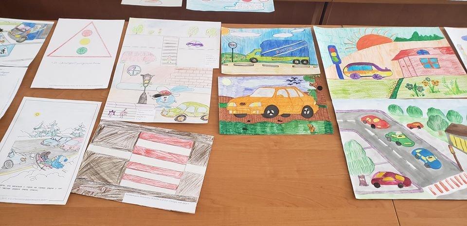 Правила дорожного движения глазами детей Черноморска, фото-8