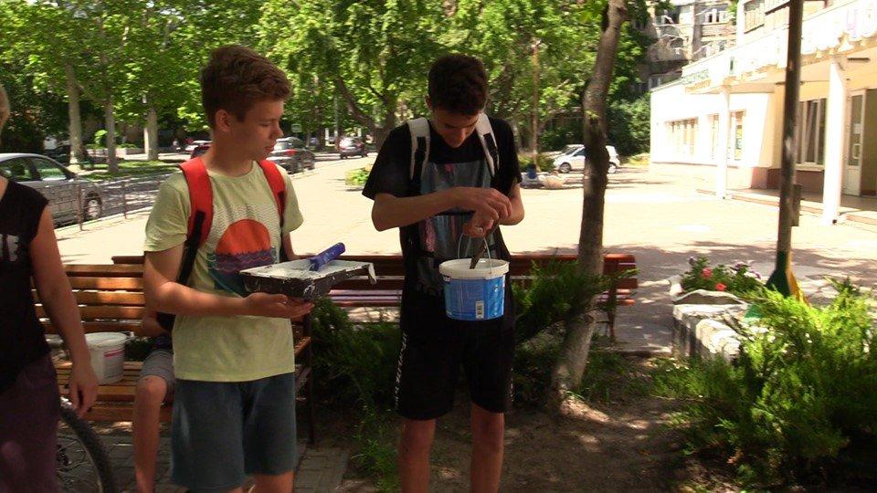Молодёжь Черноморска - против наркотиков! (видео), фото-2