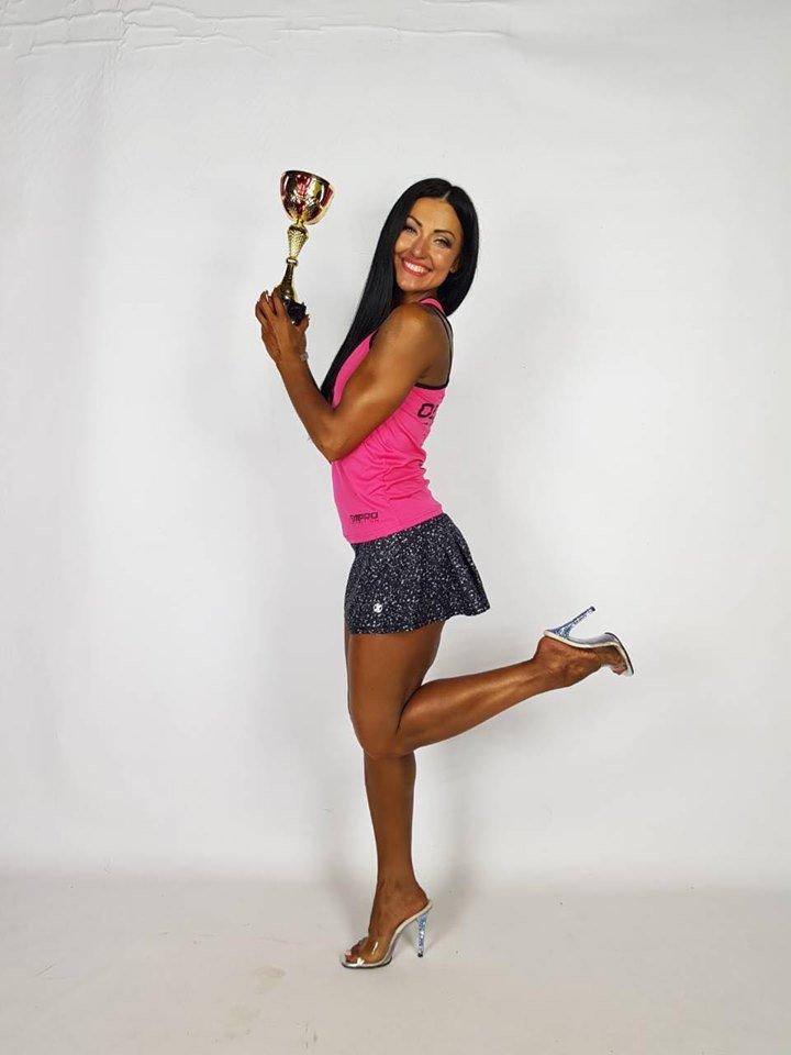 Жительница Черноморска – абсолютная чемпионка Украины в категории фитнес-бикини, фото-3