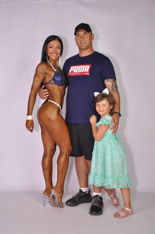 Жительница Черноморска – абсолютная чемпионка Украины в категории фитнес-бикини, фото-1