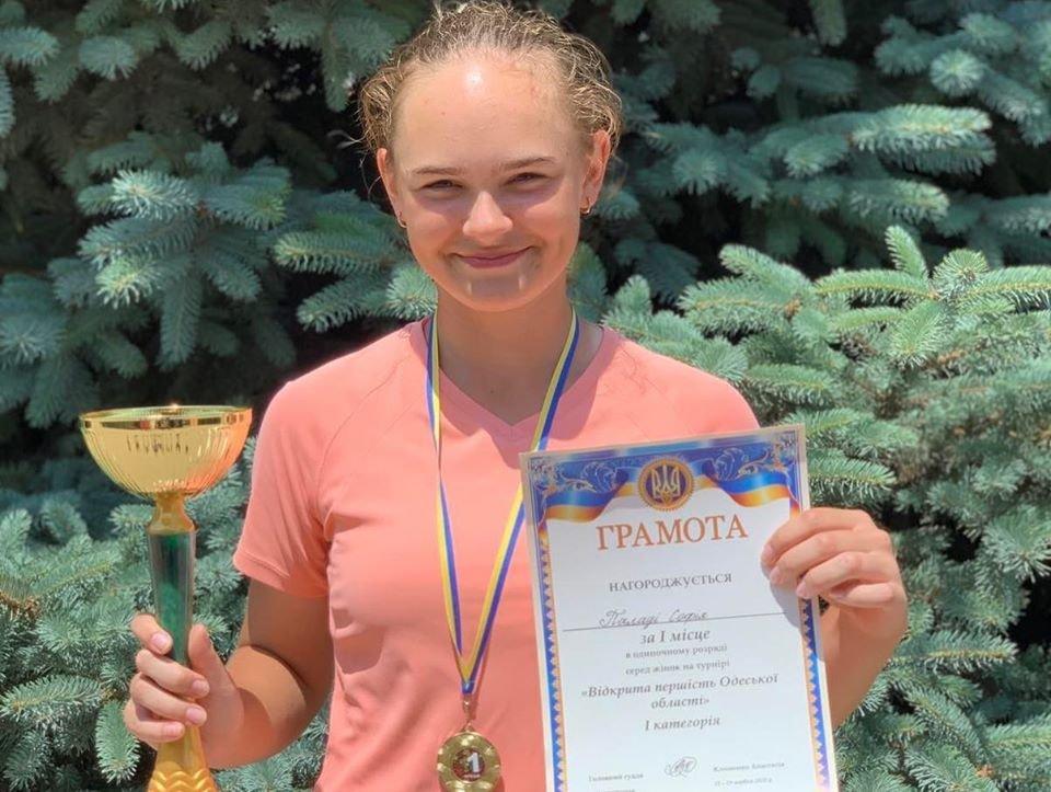 Теннисисты из Черноморска – призёры турнира Одесской области, фото-4