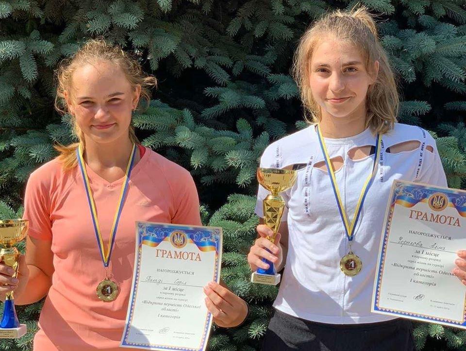 Теннисисты из Черноморска – призёры турнира Одесской области, фото-8