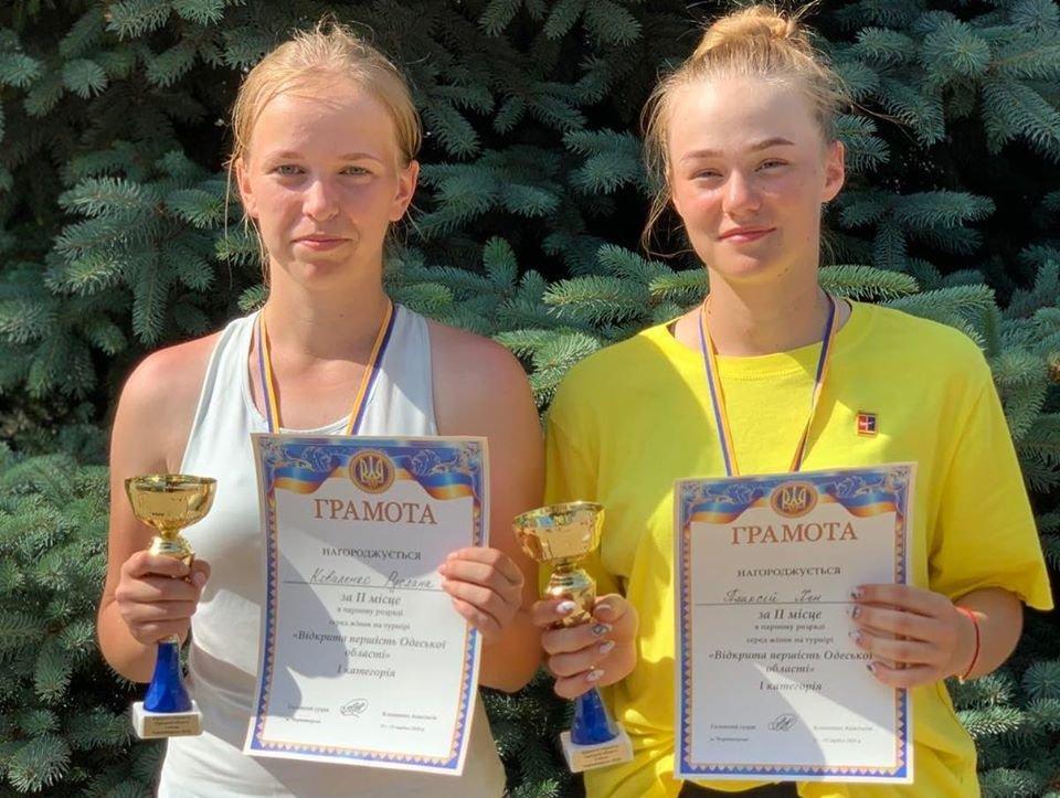 Теннисисты из Черноморска – призёры турнира Одесской области, фото-9