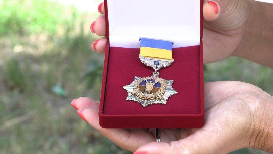 Ветераны Черноморска отмечены нагрудными знаками (видео), фото-2