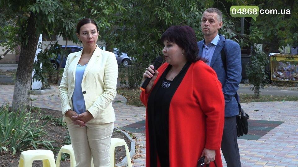 Выпить чашку кофе и ознакомиться с успешной программой развития Черноморска (видео), фото-3