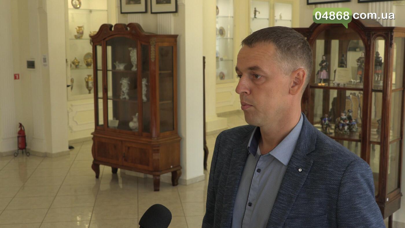 Виртуальные экскурсии: в музее Черноморска установили современное оборудование (видео), фото-2