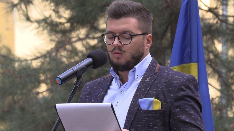 В Черноморске чтят защитников Родины (видео), фото-2