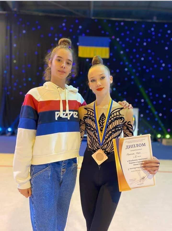 Гимнастка из Черноморска получила бронзовую медаль на чемпионате Украины, фото-4