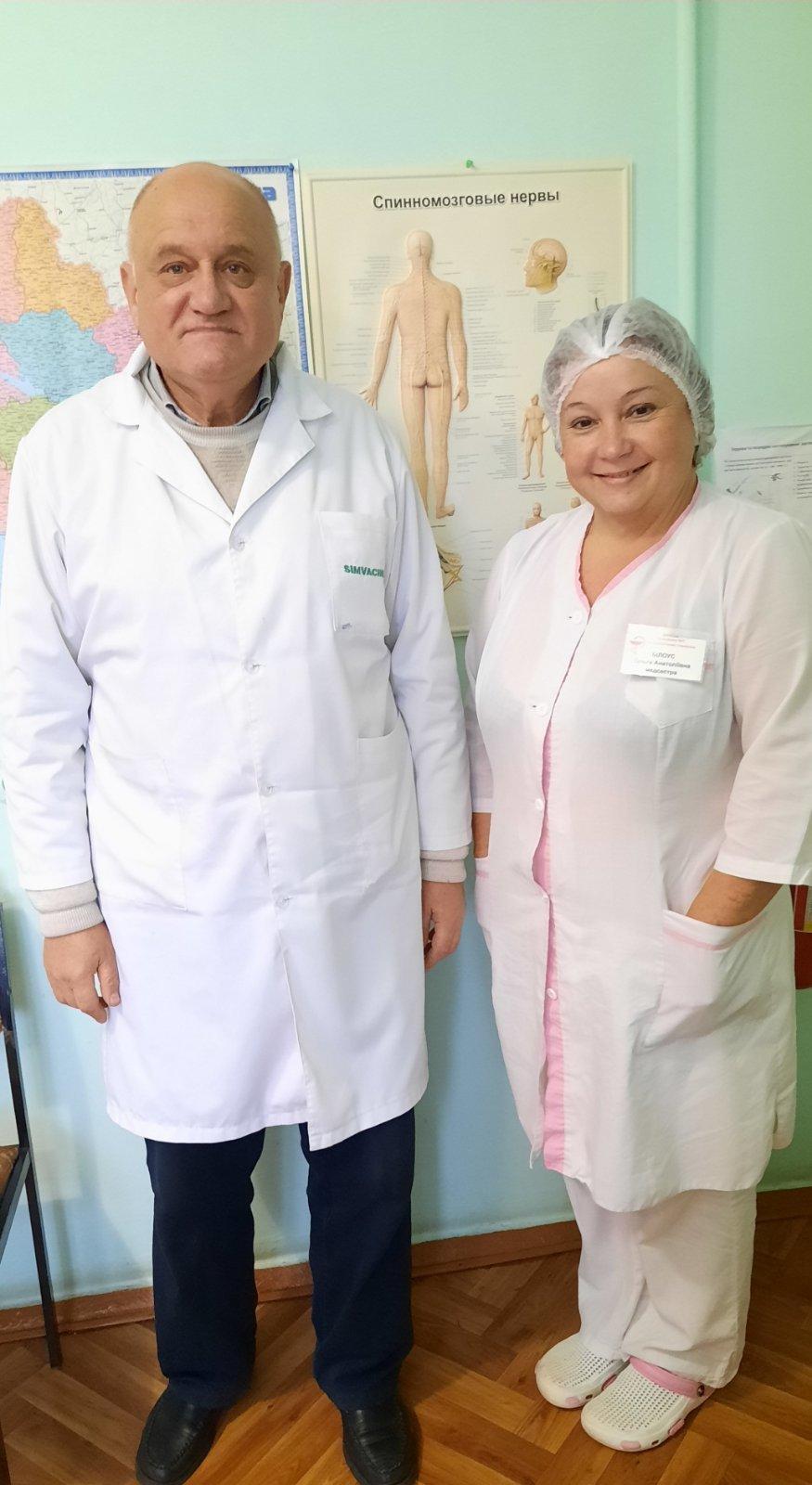 В Черноморске отмечают Международный день невролога, фото-1