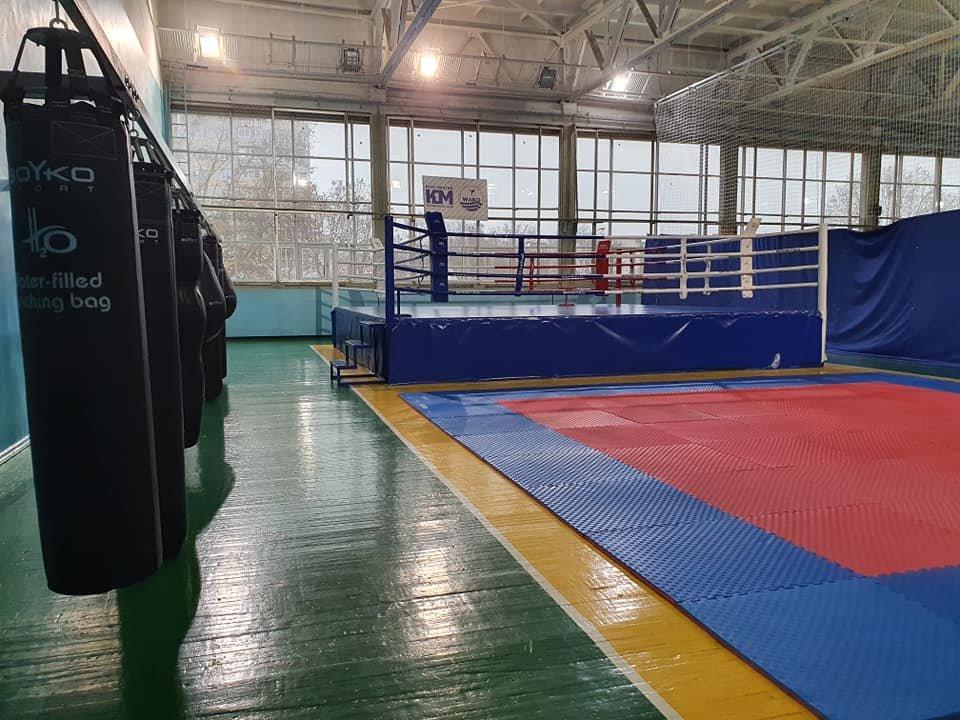 Олимпийский ринг: в Черноморске полностью укомплектован боксёрский зал, фото-1